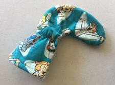 JETSONS Golf Putter Head Cover / Putter Club Cover / Puttercover