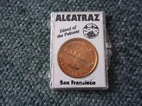 ALCATRAZ ISLAND OF THE PELICANS SAN FRANCISCO - COIN - THE CALIFORNIA SERIES