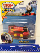Thomas & Friends Take-n-Play or Take Along Portable Railway VICTOR Vehicle