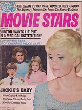 JUNE 1969 MOVIE STARS - vintage movie magazine -  CONNIE STEVENS