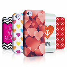 Caseflex Accessories For Apple iPhone 4 / 4S Valentines Day Themed Case Cover UK