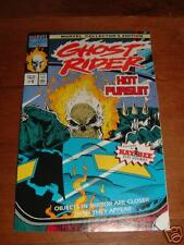 GHOST RIDER Hot Pursuit #1 Kaybee PROMO COMIC