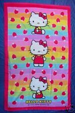 Hello Kitty : Serviette de Bain / Bath Towel