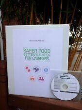 More details for 2021 safer food better business caterer pack & 18 month diary +cd + 2 bonus