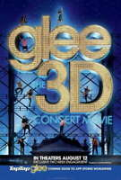 310234 GLEE 3D CONCERT MOVIE WALL PRINT POSTER PLAKAT