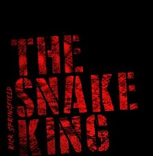 The Snake King by Rick Springfield (CD, Jan-2018, Frontiers Music)