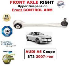 Asse Ant Dx Sospensione Superiore Del Braccio Anteriore per Audi A5 Coupe 8T3