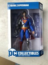 DC Essentials - Cyborg Superman - 6 Inch - Mint - In Hand