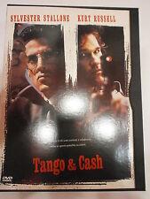 TANGO & CASH - ED.SNAPPER - FILM in DVD -ORIGINALE -visitate COMPRO FUMETTI SHOP