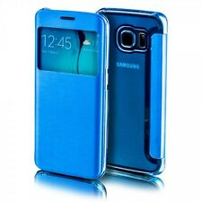 Smart Cover Window azul para Samsung Galaxy s8 g950 g950f bolso cover funda nuevo