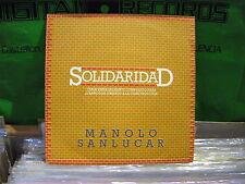 Manolo Sanlucar – Solidaridad ' 7'' N.MINT / MINT PROMO
