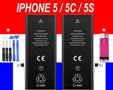 BATTERIE IPHONE 5 / 5S / 5C INTERNE 0 CYLCE 100% Neuve Haute Qualité + Outils