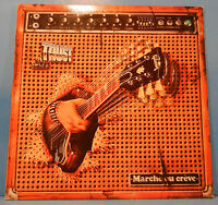 TRUST MARCHE OU CREVE LP 1981 ORIGINAL FRANCE METAL GREAT CONDITION! VG++/VG++!!