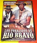 LOS FORAJIDOS DE RIO BRAVO / Barquero - Precintada