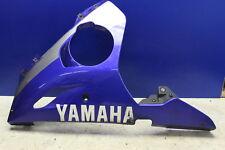 2005 Yamaha Yzf R6 Left Lower Bottom Belly Side Fairing Cowl