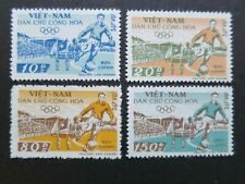 N. Vietnam 1958 - Official Stamps / Opening of New Hanoi Stadium - MNH