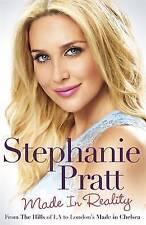 Made in Reality, Pratt, Stephanie, New condition, Book