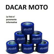 242.377 POLINI ROULEAUX 19X17 G. 9 GY6 MOTEUR GY6 125/150 4T H2O