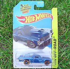 Custom '71 El Camino. HW Off-Road 116/250. HW Test Facility. BFD05. New in Pack!