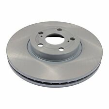 Pair 2x Apec Braking 280mm Solid OE Quality Replacement Brake Discs DSK2262