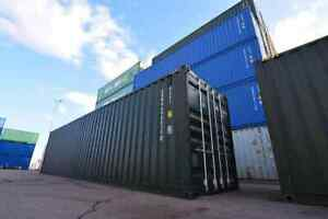 40ft Container New - Coventry - Low Cost Nationwide Delivery