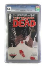 Walking Dead #63 2009 Chew #1 [Fear of the Hunters] Kirkman, Adlard (9.6 CGC)