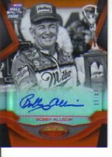 2016 Panini Certified  Hall of Fame Bobby Allison Auto 4/10