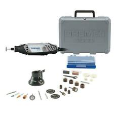 Dremel 3000 1/26 Variable Speed Rotary Tool W 26 Accessories & Carry Case 130w