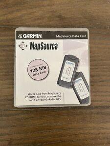 Garmin 128 MB Megabyte Blank Data Card 010-10226-13