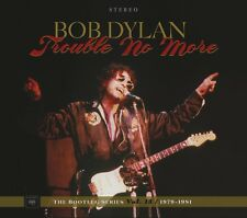 The Bootleg Series, Vol. 13: Trouble No More 1979-1981 [Slipcase] by Bob Dylan (CD, Nov-2017, 2 Discs, Columbia (USA))