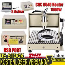 USB 1.5KW CNC Router 3 ACHSEN 3D Fräsmaschine Fräse Graviermaschine Graviergerät