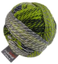 Schoppel Zauberball Stärke 6 Farbe 2204 Grüne Woche 150g Sockenwolle