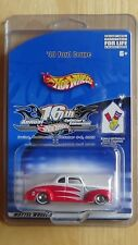 Hot Wheels 16th Annual Coll. Convention '40 Ford Coupe Ronald McDonald House NEW