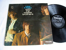 THE WALKER BROTHERS - Take It Easy With - 1965 UK Vinyl LP BL7691 VG/EX-