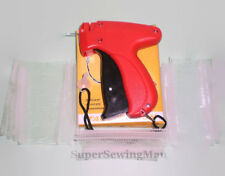 Fine Clothing Garment Tagging Tagger Tag Gun With 1000 Pins Fasterners Barbs