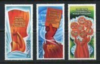 30235) RUSSIA 1979 MNH** Peace Program - 3v. Scott#4793/95