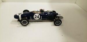 Cooper 1/24 scalextric slot vintage and rare cox russkit