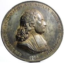 NAPOLI-Due Sicilie (G.B.VICO) Medaglia 1854