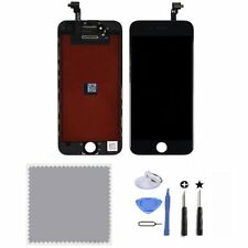 "LCD Replacement TouchScreen Digitizer Display Frame Assembly iphone 6 4.7"" black"