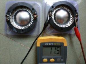 2pcs Diaphragm for JBL   2420,2470 ,LE85 LE175 16 Ω.