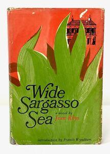 Jean Rhys - Wide Sargasso Sea - 1st 1st - Prequel Charlotte Bronte's Jane Eyre