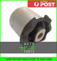 Fits LAND ROVER DISCOVERY III - Rubber Suspension Bush Front Lower Arm (Hydro)