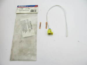 Acdelco PT767 / 12126498 SRS Bag Module Connector - In-Line Harness