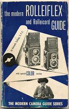 Fotocamere vintage Rolleiflex