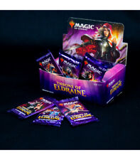 24 BUSTINE THRONE OF ELDRAINE 0,40€ a busta draft rare  mtg magic box REPACK