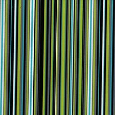 Lagoon Play Stripe for Michael Miller, 1/2 yard 100% cotton fabric