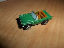 MICRO MACHINES SUNBEAM ALPINE TIGER Green New out of Box from Late 90's