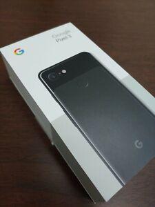 Google Pixel 3 - 64GB - Just Black (Verizon)