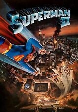 Film 16mm SUPERMAN II 1980 Christopher Reeve Gene Hackman KODAK SCOPE V. ORIGIN.
