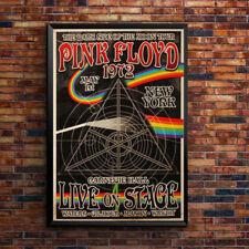 Pink Floyd Print Poster Music 70's Wall Art A4 A5 A6 A3 Rock Bands Album  - 5